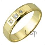 Snubní prsteny LSP 1270