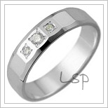 Snubní prsteny LSP 1270b