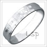 Snubní prsteny LSP 1277