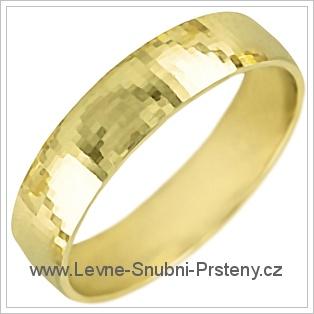 Snubní prsteny LSP 1282