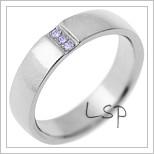 Snubní prsteny LSP 1284