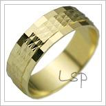 Snubní prsteny LSP 1287