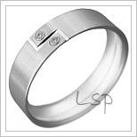 Snubní prsteny LSP 1293