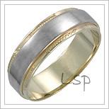 Snubní prsteny LSP 1294