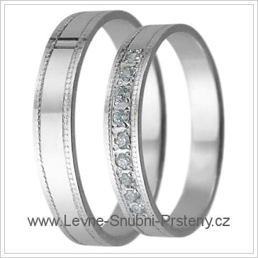 Snubní prsteny LSP 1307
