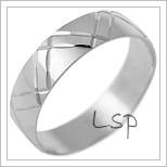 Snubní prsteny LSP 1309