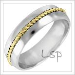 Snubní prsteny LSP 1319