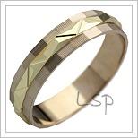 Snubní prsteny LSP 1325