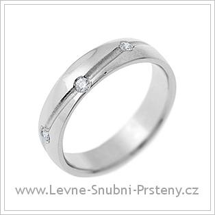 Snubní prsteny LSP 1329
