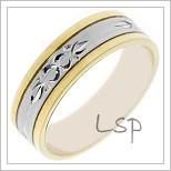 Snubní prsteny LSP 1332