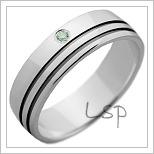 Snubní prsteny LSP 1342