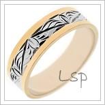 Snubní prsteny LSP 1345