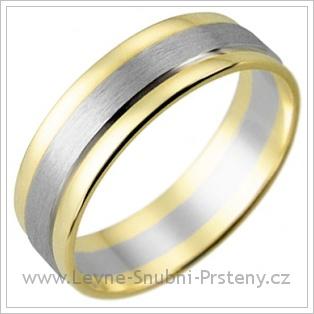 Snubní prsteny LSP 1356