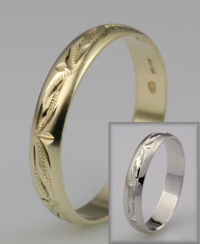 Snubní prsteny LSP 1362