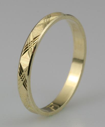 Snubní prsteny LSP 1380