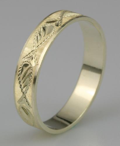 Snubní prsteny LSP 1386