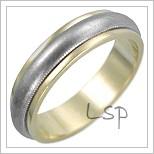 Snubní prsteny LSP 1389