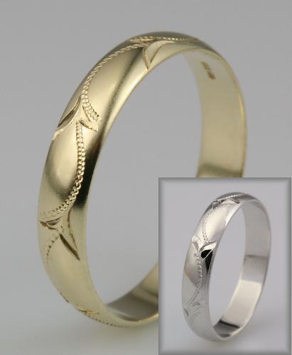 Snubní prsteny LSP 1398