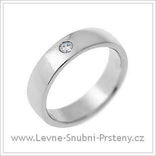 Snubní prsteny LSP 1399