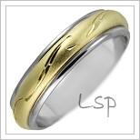 Snubní prsteny LSP 1400