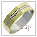 Snubní prsteny LSP 1408