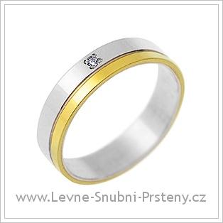 Snubní prsteny LSP 1418