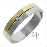 Snubní prsteny LSP 1420