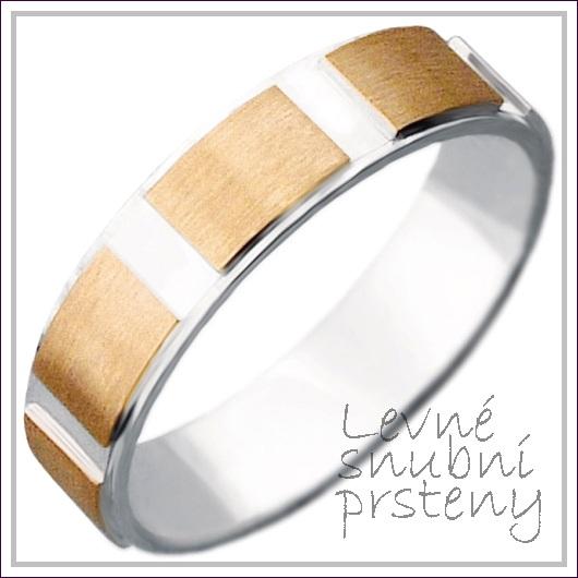 Snubní prsteny LSP 1439