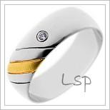 Snubní prsteny LSP 1442