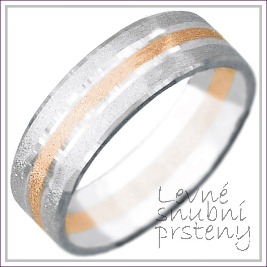 Snubní prsteny LSP 1444