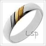 Snubní prsteny LSP 1450