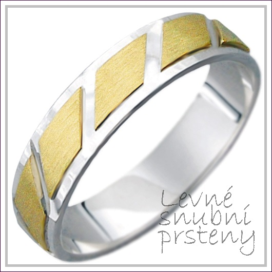 Snubní prsteny LSP 1453