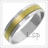 Snubní prsteny LSP 1456