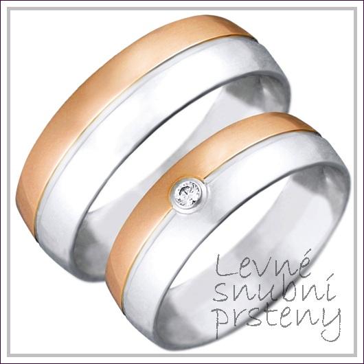 Snubní prsteny LSP 1459