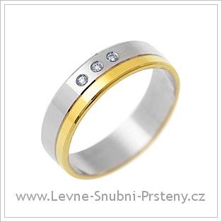 Snubní prsteny LSP 1462