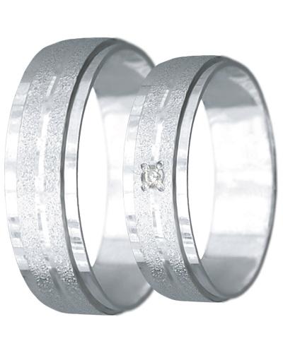 Snubní prsteny LSP 1465
