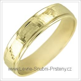 Snubní prsteny LSP 1469
