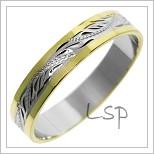 Snubní prsteny LSP 1471