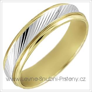 Snubní prsteny LSP 1474