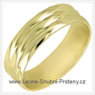 Snubní prsteny LSP 1479