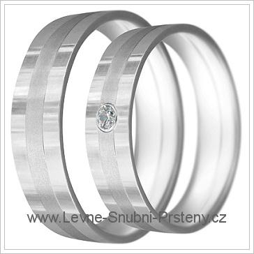 Snubní prsteny LSP 1487