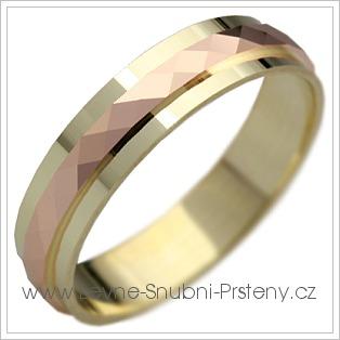 Snubní prsteny LSP 1493