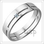 Snubní prsteny LSP 1500