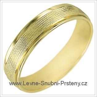 Snubní prsteny LSP 1506