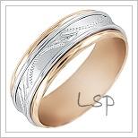 Snubní prsteny LSP 1511
