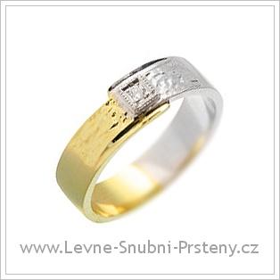 Snubní prsteny LSP 1514