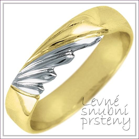 Snubní prsteny LSP 1521