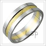 Snubní prsteny LSP 1529