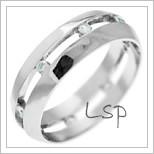 Snubní prsteny LSP 1531