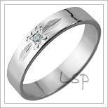 Snubní prsteny LSP 1536